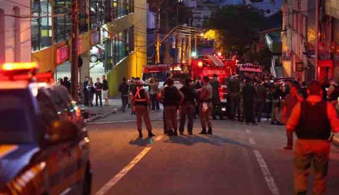 Foto: Tragedie în Brazilia: 245 de morţi în urma unui incendiu  izbucnit într-un club