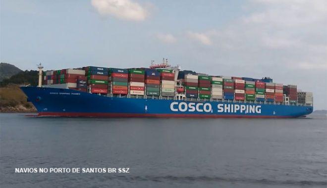 Incendiu la bordul unui portcontainer - incendiulabordulunuiportcontaine-1535962215.jpg