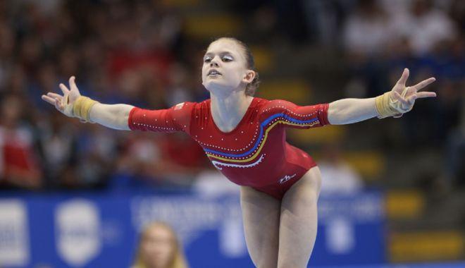 Foto: Încep Campionatele Europene de gimnastică.