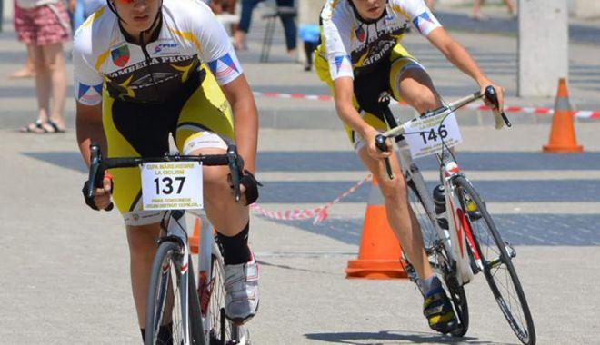Foto: Începe o nouă ediţie a Cupei Mării Negre la ciclism