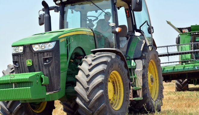 Foto: Începe plata ajutorului de stat pentru motorina din agricultură