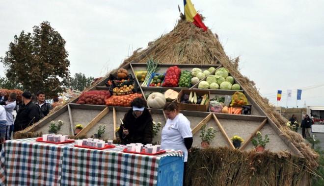 Foto: Sărbătoarea Recoltei şi Ziua pensionarului, la Mangalia