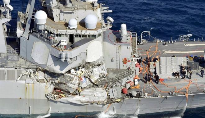 Foto: Incidente şi accidente pe mări şi oceane