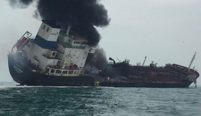 Foto: Tragedii pe mări și oceane