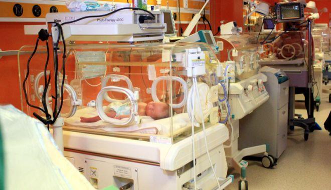 Foto: Spitalul Judeţean Constanţa a primit un incubator neonatal de transport