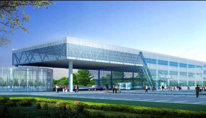 Foto: Independenţă energetică! Cum vor arăta clădirile viitorului, la Constanţa