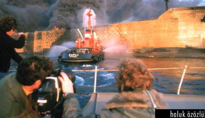Foto: 39 de ani de la cea mai mare catastrofă din istoria navigaţiei românești! ZECI DE MARINARI MORŢI pe nava
