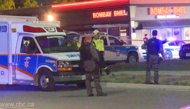 Foto: MOMENTE DE GROAZĂ! O bombă, detonată într-un restaurant; cel puţin 15 victime