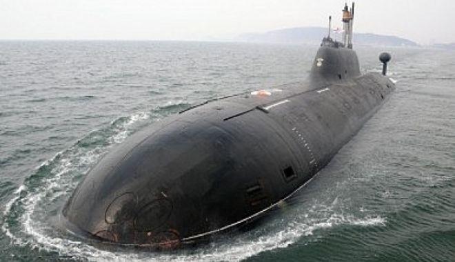 Foto: India închiriază pe 10 ani un submarin rusesc cu propulsie nucleară