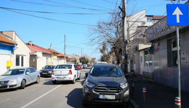 Foto: Atenție șoferi! De astăzi au fost introduse noi sensuri unice în Constanța