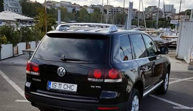 Foto: Indivizii care au furat mașina unui constănțean, găsiți și arestaţi