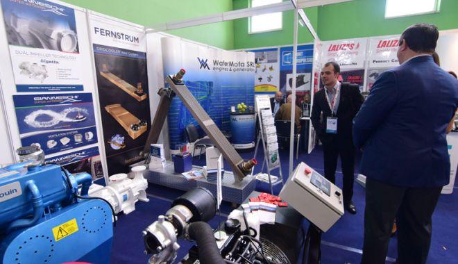 Industria navală românească și-a dat întâlnire la Expoziția Europort, din Mamaia - industrianavala10-1526403625.jpg