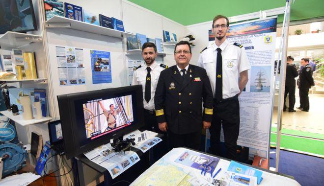Industria navală românească și-a dat întâlnire la Expoziția Europort, din Mamaia - industrianavala3-1526403575.jpg