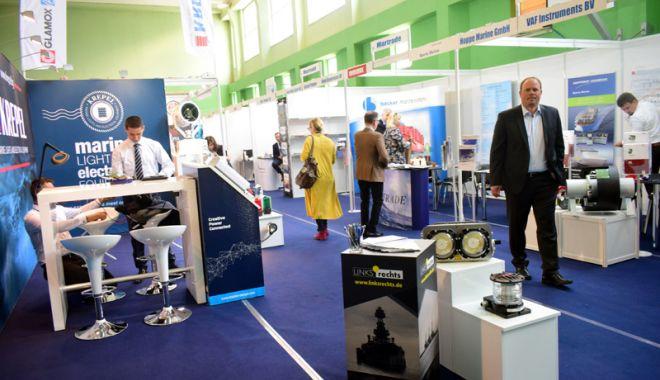 Industria navală românească și-a dat întâlnire la Expoziția Europort, din Mamaia - industrianavala6-1526403596.jpg