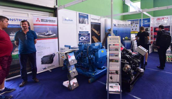 Industria navală românească și-a dat întâlnire la Expoziția Europort, din Mamaia - industrianavala8-1526403610.jpg