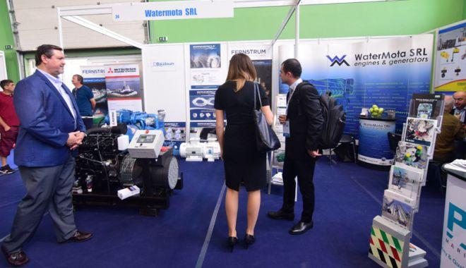 Industria navală românească și-a dat întâlnire la Expoziția Europort, din Mamaia - industrianavala9-1526403618.jpg