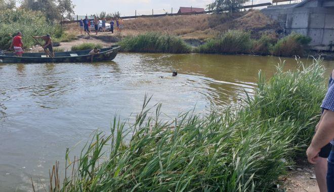 Foto: Tragedie. Un copil de 15 ani a murit înecat în lacul Istria