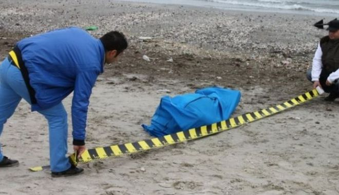 Foto: Cazul femeii moarte pe plaja din Constanţa ia amploare! A fost deschis dosar penal de UCIDERE din culpă