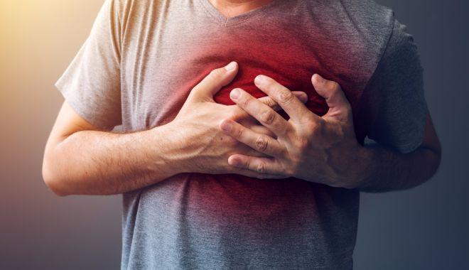 """Foto: Şapte metode pentru a preveni un infarct. MEDIC: """"Fiți foarte atenţi la aceste simptome..."""""""