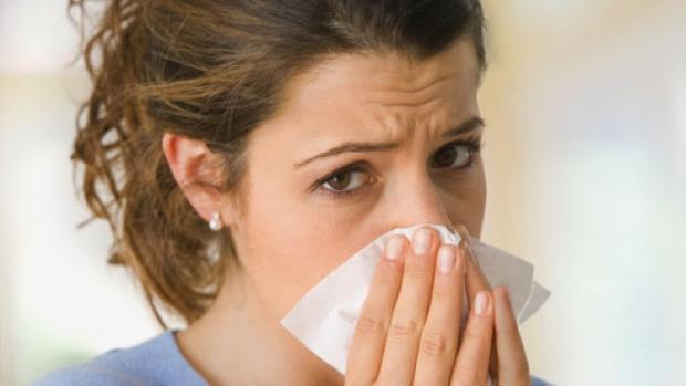 Foto: Cre�tere de 5 procente a infec�iilor respiratorii