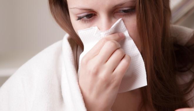 Foto: Noi cazuri de infecții respiratorii