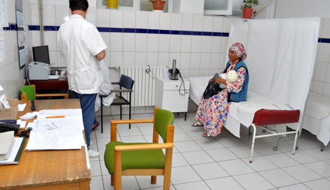 Foto: Mai mulţi bolnavi internaţi la Infecţioase