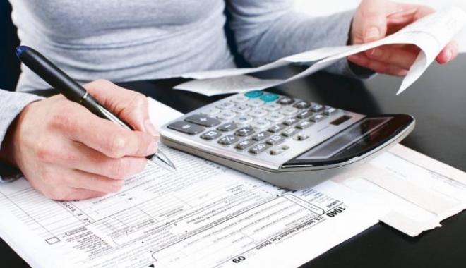 Foto: Info fiscalitate: termenul limită pentru plăţile anticipate