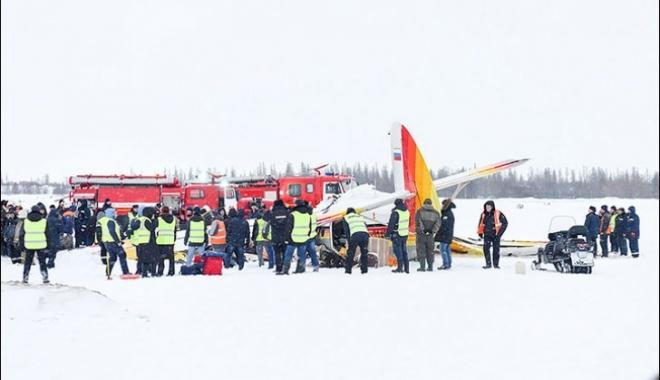 Foto: TRAGEDIE AVIATICĂ! Morţi şi răniţi, după ce un avion s-a prăbuşit la puţin timp de la decolare