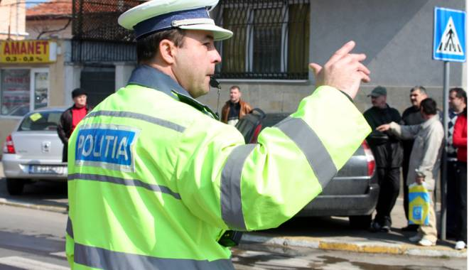 """Foto: """"Concurs"""" de infracţiuni rutiere"""