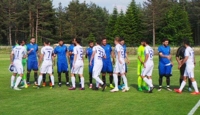 Foto: Înfrângere pentru FC Viitorul, în primul amical al cantonamentului din Turcia