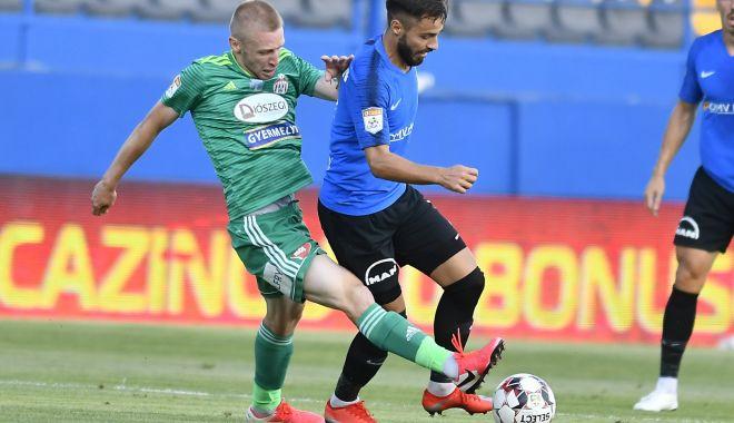 Foto: Înfrângere severă la Ovidiu pentru FC Viitorul