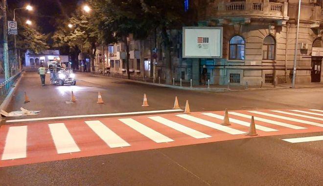 Infrastructură de semnalizare rutieră nou-nouță, pe arterele reabilitate din Constanța - infrastructurarutiera-1593106669.jpg