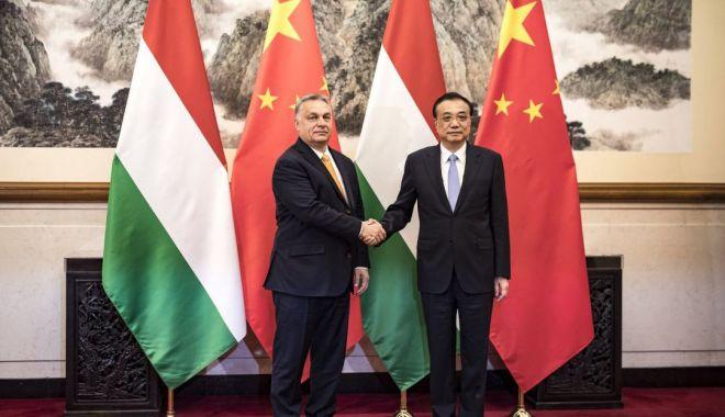 """Foto: """"Iniţiativa Noului Drum al Mătăsii corespunde intereselor Ungariei"""""""