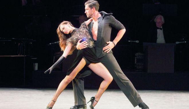 Foto: În paşi de tangou, pe faleza Cazino