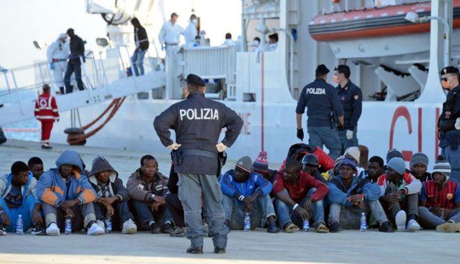"""Foto: """"În problema refugiaţilor, Europa are nevoie de un Plan Marshall pentru Africa"""""""