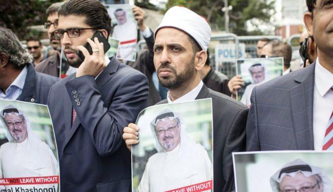 Foto: Jurnalistul saudit a fost ucis  şi tăiat cu fierăstrăul în şapte minute