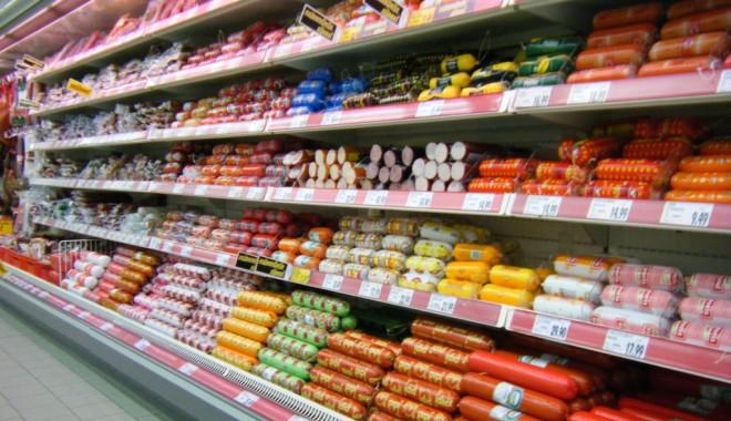 Foto: INS. Preţurile la alimente continuă să urce