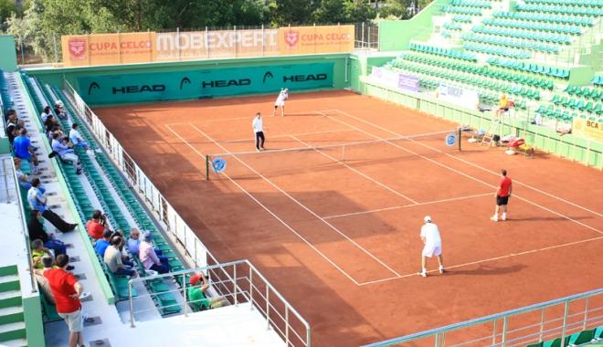 Foto: Înscriere numeroasă la Platinum Mamaia, de la arenele Tenis Club Idu