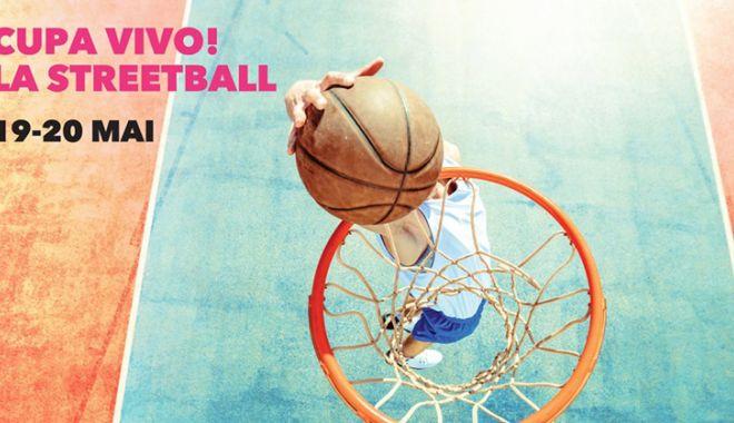 Foto: Înscrierile la Cupa VIVO!  la Streetball au intrat în linie dreaptă