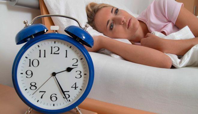 Foto: Insomnia, boală grea. Află cum să scapi de ea !