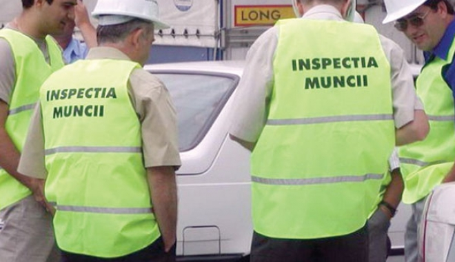 Foto: Inspecţia Muncii are noi atribuţii de control