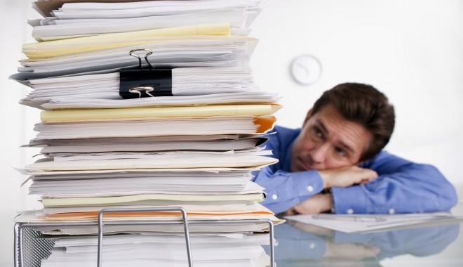 Foto: Inspecţia fiscală la IMM-uri se va efectua o singură dată, la trei ani