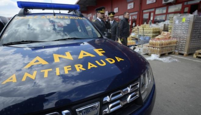 Foto: Inspectorii antifraudă fiscală, loviţi la portofel