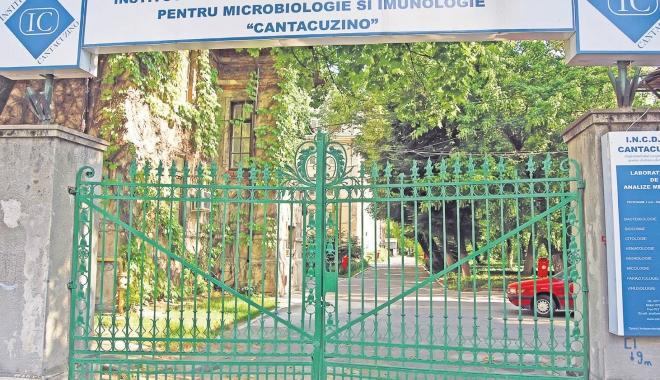 Foto: Ce se întâmplă cu Institutul Cantacuzino?