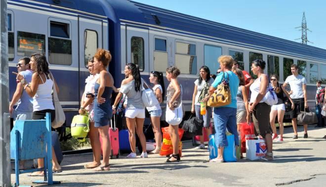 Foto: Întârzieri ale trenurilor, din cauza caniculei