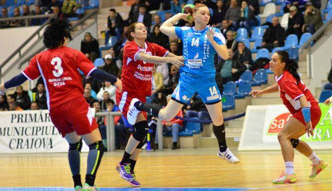 Foto: Interes major pentru finala Cupei EHF la handbal feminin