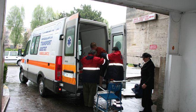 Foto: Spitalul de Urgență, asaltat de pacienți