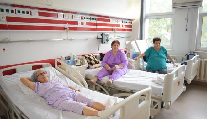 Foto: Medicina Internă, sufocată  de pacienţi