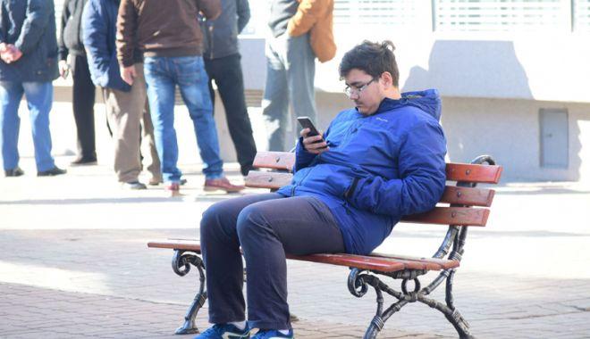 Foto: Internet wireless gratuit în Constanţa și Mihail Kogălniceanu