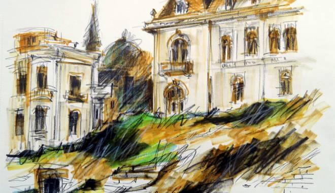 Pictorul Constantin Grigoruţă: